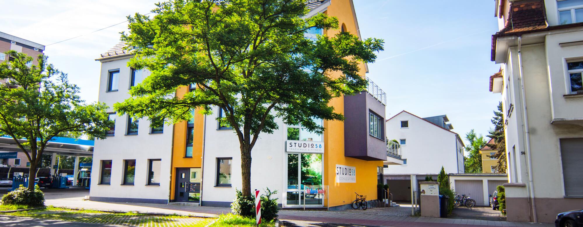 Tanzschule Erlangen Studio58 Home